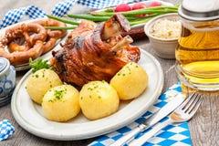 Schweinshaxe Royalty Free Stock Image