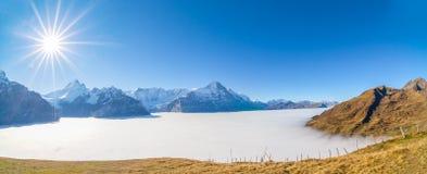 Schweiz Fotografering för Bildbyråer