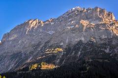 Schweiz Eiger Royaltyfri Foto