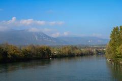 Schweiz Solothurn Arkivbild