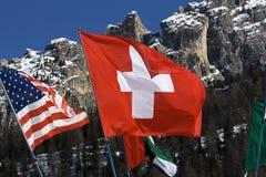schweizare royaltyfria foton