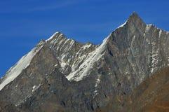 Schweizer Alpen stockbild