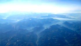Schweizer Alpen Stockfotografie