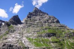 Schweizer Alpen. stockfotos