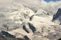Schweizer Alpen Lizenzfreie Stockfotos