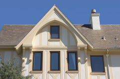 Schweizer Haus Lizenzfreies Stockfoto