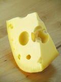 Schweizer Käse Lizenzfreie Stockfotografie