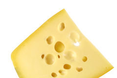 Schweizer Käse Stockbild