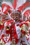 Schweizer Karneval 19 Lizenzfreies Stockbild