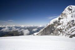 Schweizer Landschaft Stockbild