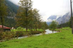 Schweizer Leben Stockbild