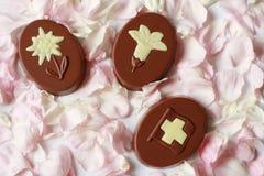Schweizer Schokolade Stockbilder