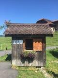 Schweizer See Lizenzfreie Stockfotos