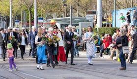 Schweizisk federal rådsledamot Ueli Maurer Royaltyfri Foto