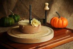 schweizisk t te för ost de livstid moine fortfarande Fotografering för Bildbyråer