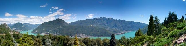 schweiziska alps Royaltyfri Fotografi
