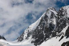 schweiziska berg Arkivbilder