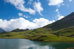 schweiziska berg Arkivfoton
