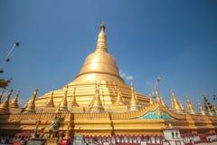 Schwemawdaw pagod Arkivbilder