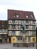 Colmar in France Stock Photography
