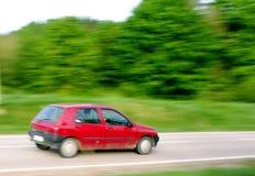 Schwenkenauto lizenzfreies stockbild