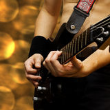 Schwere Gitarre - #3 Lizenzfreie Stockbilder