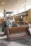 Schwerer Ausrüstungs-Bediener lizenzfreies stockfoto
