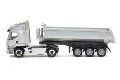 Schwerer LKW des Spielzeugs lizenzfreies stockbild