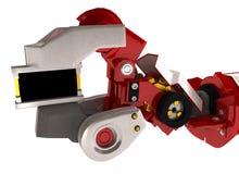 Schwerer Roboterarm, Zeichen Lizenzfreie Stockfotos