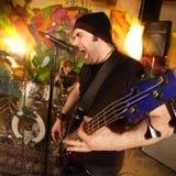 Schweres Rockband 2 Stockbild