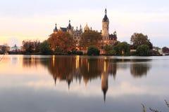 Schwerin κάστρο Στοκ Εικόνα