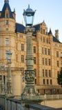 Schwerin παλάτι Στοκ Φωτογραφίες
