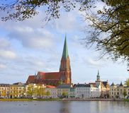 Schwerin Royalty Free Stock Photography