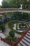 Schwerin - castelo Orangerie- eu - Imagens de Stock Royalty Free