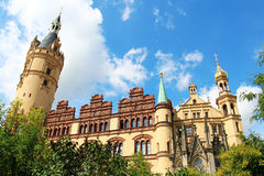 Schwerin Castle, Germany Stock Photos