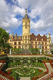 Schwerin Castle, Germany Stock Photography