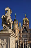 Schwerin castle, Mecklenburg, Germany Stock Photography