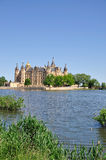 Schwerin Castle,Mecklenburg Lake District,Germany Royalty Free Stock Images