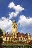 Schwerin Castle (Schweriner Schloss), Germany Stock Photography