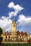 Schwerin Castle (Schweriner Schloss), Germany Stock Photography