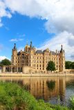 Schwerin Castle (Schweriner Schloss), Germany Stock Photo
