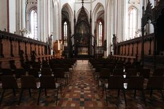 Free Schwerin Cathedral Royalty Free Stock Photography - 112920647