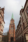 Schwerin Royalty Free Stock Images