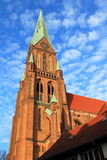 Schwerin Cathedral Royalty Free Stock Photo