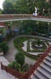 Schwerin - Kasteel Orangerie- I - Royalty-vrije Stock Afbeeldingen