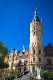 Schwerin pałac Zdjęcie Stock