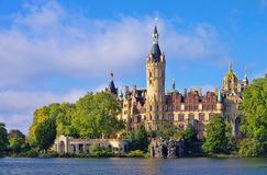 Free Schwerin Palace Stock Images - 27154344
