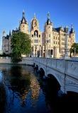 Schwerin Schloss images libres de droits