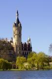Schwerin slott Royaltyfri Fotografi