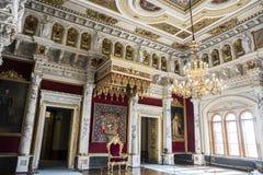 Schwerin Tyskland Royaltyfria Bilder
